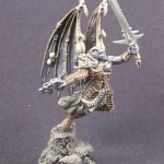 This was the second green I sculpted for Adepticon 2002
