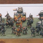 Legion Army: 2000 Baltimore Gamesday 3rd place - Best Army Category