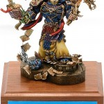 Inquisitor Scale Tzeentch Sorcerer: 2004 Atlanta Gamesday 1st place - Open Category
