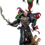 Inquisitor Scale Emperor's Champion Lord: 2005 Atlanta Gamesday 1st place - Large Scale Category
