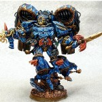 Inquisitor Scale Raptor Chaos Space Marine: 2003 Los Angeles Gamesday 1st place - Open Category